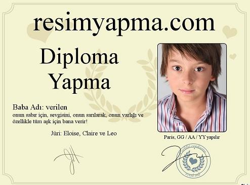 Diploma Yapma