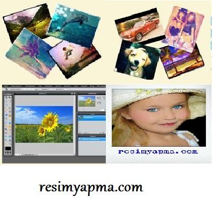 online-resim-yapma