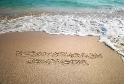 Kumsal Üzerine Yazı Yazma