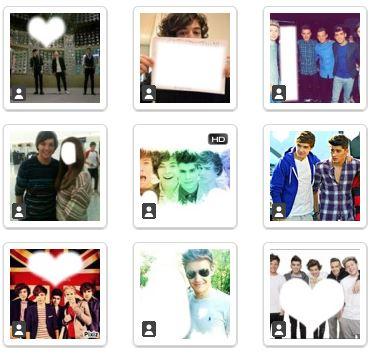 One Direction İle Resim Yapma