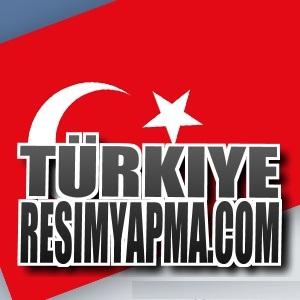 Türk Bayrağına Yazı Yazma