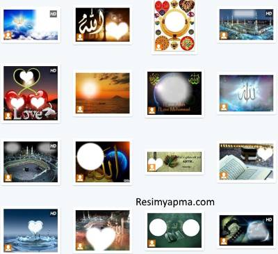 Ramazan Ayı Kapak Fotoğrafları