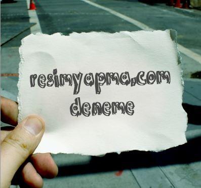 Yırtık Kağıt Üzerine Not Yaz