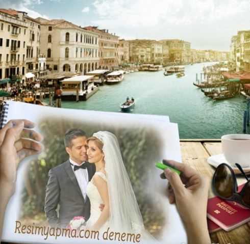 Venedik Tatil Fotoğrafı