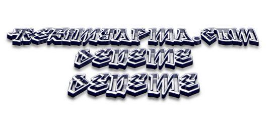 Graffiti 3D Yazı Fontu