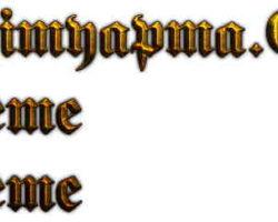 Dragon Yazı Fontu