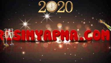 2020 Yeni Yıl Resmi