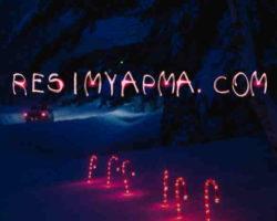 Işık Grafiti Yazı