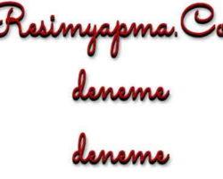 Be My Valentine Yazı Fontu