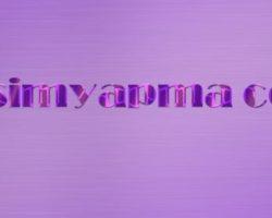 Metal Purple Dual Yazısı