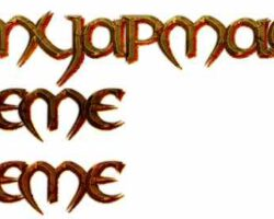 Sword Yazı Fontu