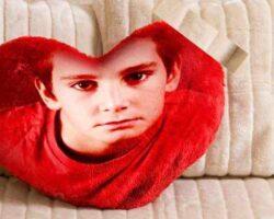 Kalpli Yastık Üzerine Resim