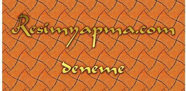 Aladdin Yazı Fontu