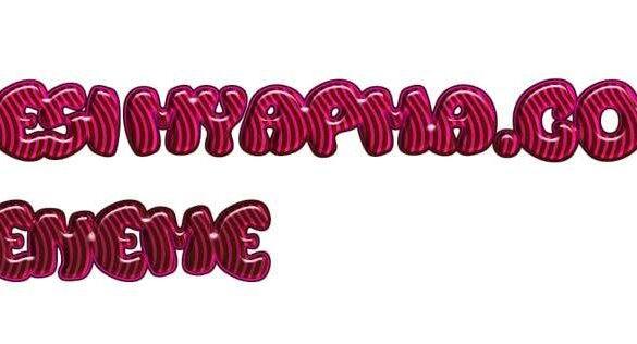 Candy Stripe Yazı Fontu